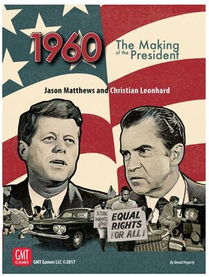 All details for the board game 1960: The Making of the President and similar games