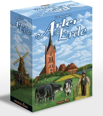 All details for the board game Fields of Arle and similar games