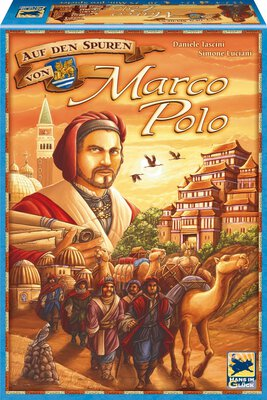 All details for the board game The Voyages of Marco Polo and similar games