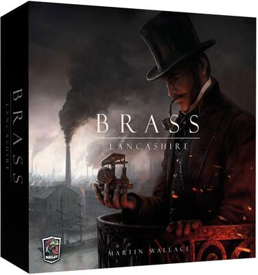 All details for the board game Brass: Lancashire and similar games