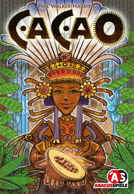 All details for the board game Cacao and similar games