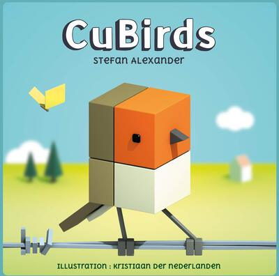 All details for the board game CuBirds and similar games