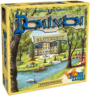 View all details for the board game Dominion: Prosperity