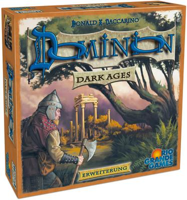 View all details for the board game Dominion: Dark Ages