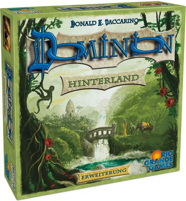 View all details for the board game Dominion: Hinterlands