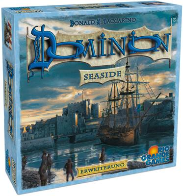 View all details for the board game Dominion: Seaside