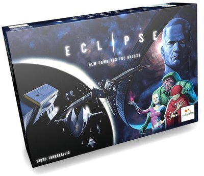 All details for the board game Eclipse and similar games