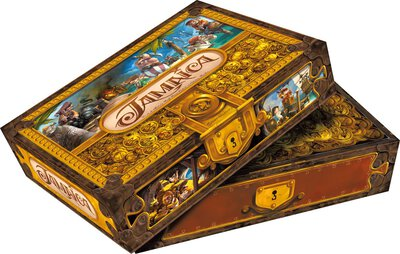 All details for the board game Jamaica and similar games