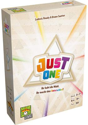 View all details for the board game Just One