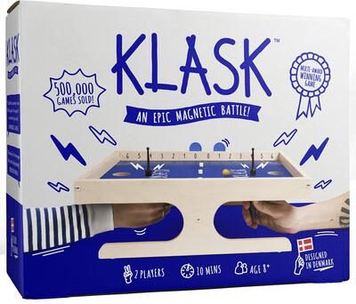 View all details for the board game KLASK