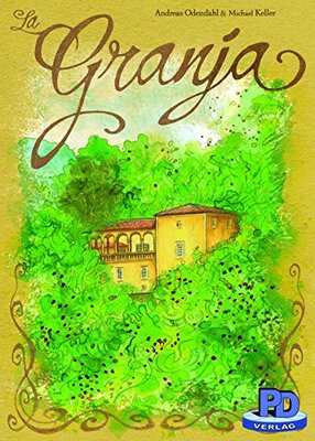 All details for the board game La Granja and similar games