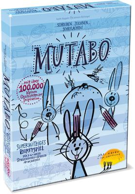 All details for the board game Mutabo and similar games