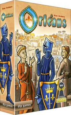 All details for the board game Orléans and similar games