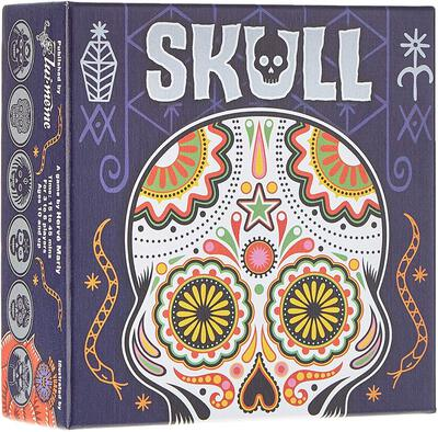 All details for the board game Skull and similar games