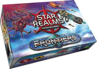 All details for the board game Star Realms: Frontiers and similar games