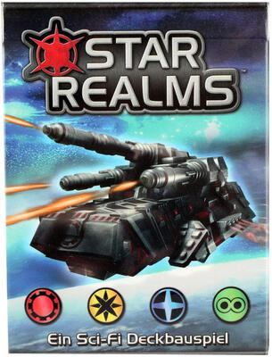 All details for the board game Star Realms and similar games
