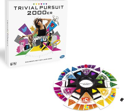 View all details for the board game Trivial Pursuit: 2000s