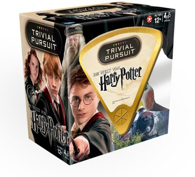 View all details for the board game Trivial Pursuit: World of Harry Potter