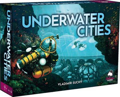 All details for the board game Underwater Cities and similar games