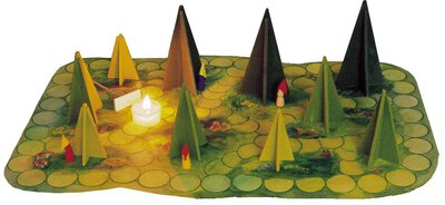 View all details for the board game Shadows in the Forest