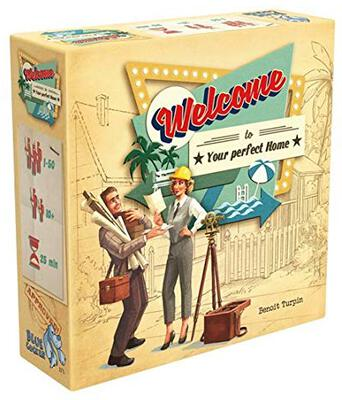 All details for the board game Welcome To... and similar games