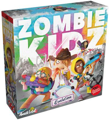 View all details for the board game Zombie Kidz Evolution