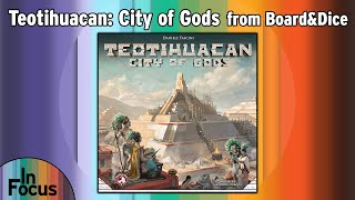 "YouTube Review vom Spiel ""Teotihuacan: City of Gods"" von ""BoardGameGeek"""